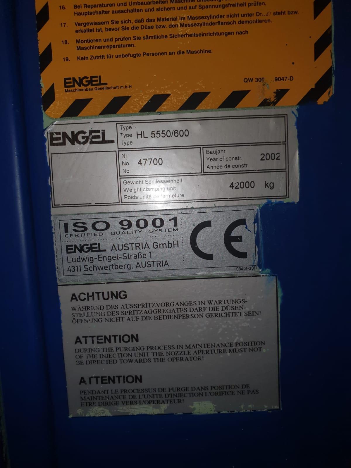 ENGEL HL 5550/600