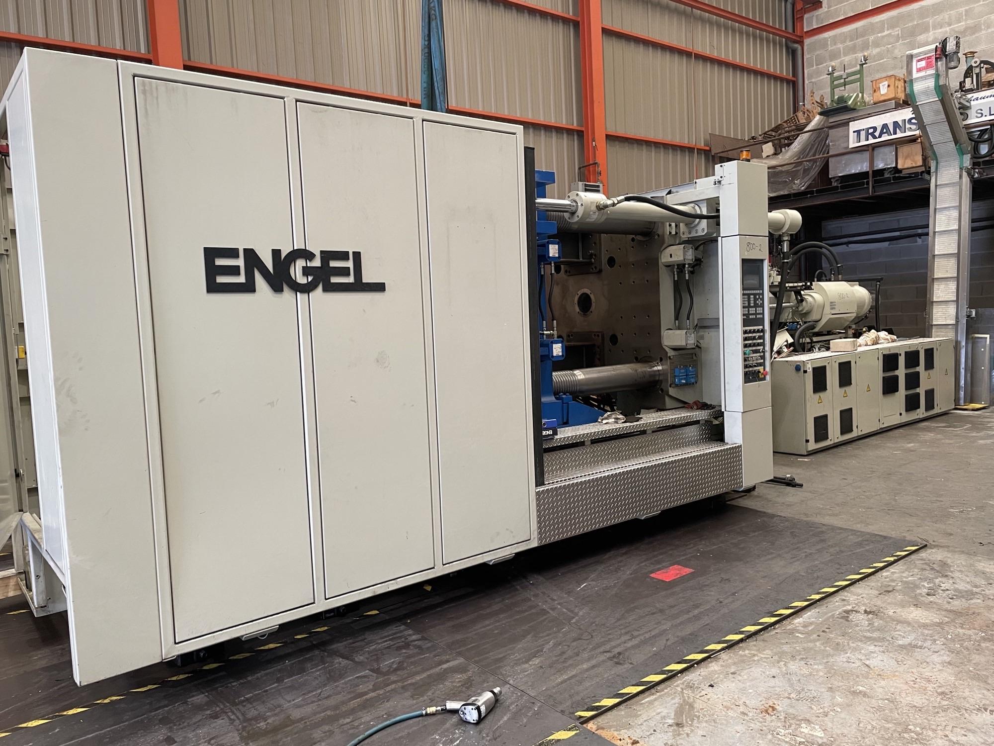 Engel Duo 3550/800
